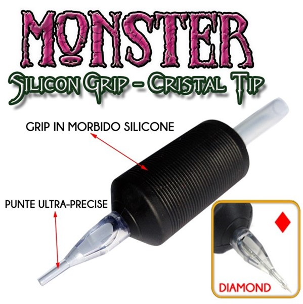 Immagine di MONSTER 18 DIAMOND TIP